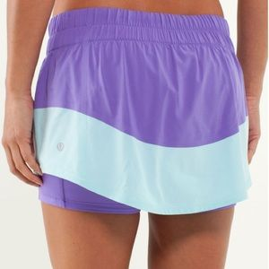 LULULEMON Run: Breeze By Skirt